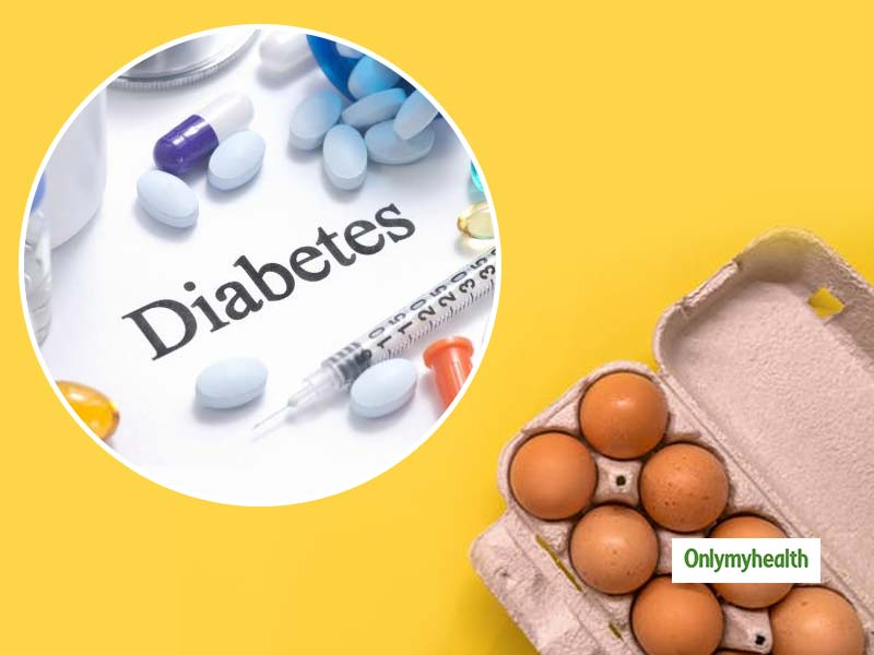Eggs for Breakfast May Benefit Type-2 Diabetic Patients