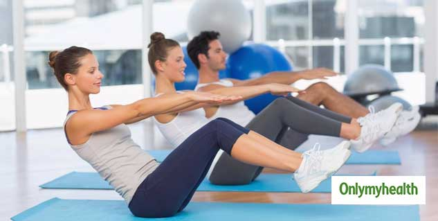# Exercises to Relieve Stress Instantly