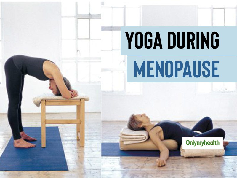Sleep Problems And Menopause: Try These Yoga Asanas For A Sound Sleep