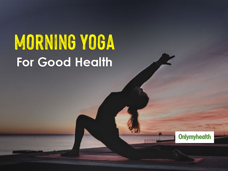 5-minute Morning Yoga: 2 Yoga Asanas For Kidney healthy and Hormonal Balance