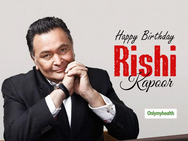 Happy Birthday Rishi Kapoor: Throwback To His Style Files Which Set The Trends On Fire