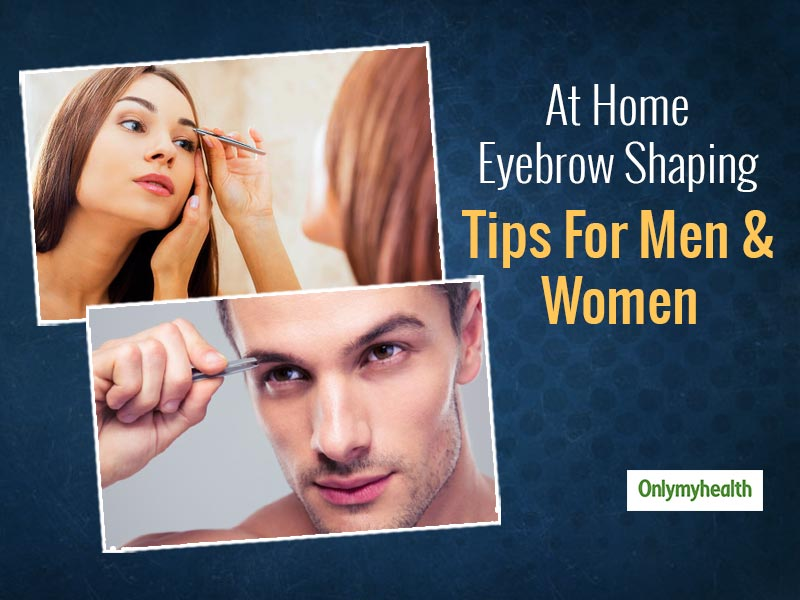 Cannot Go To The Parlour For Eyebrows? Easy Tips To Trim Your Brows At Home