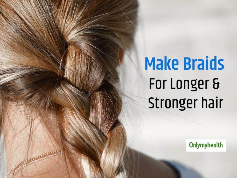 Does Braided Hairstyle Help In Increasing Hair Length?