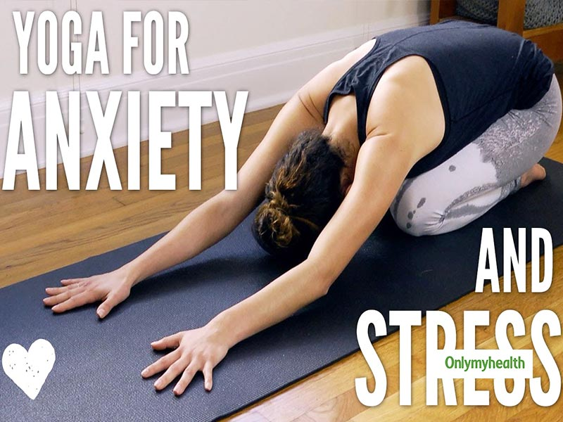 Can Yoga Help To Manage Anxiety Disorder?