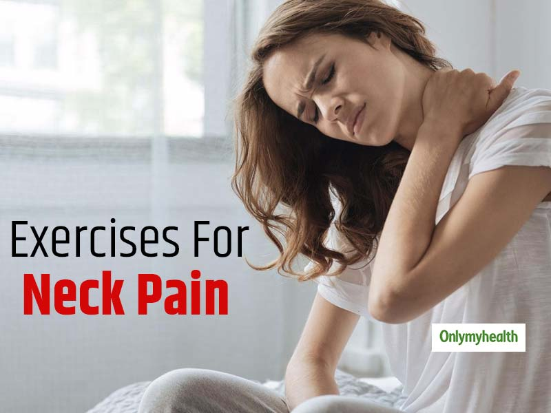 Suffering From Neck Pain? Try These Easy Physiotherapy Exercises