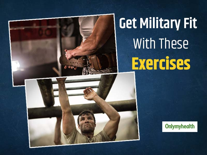 Easy Tips To Get Military Fit