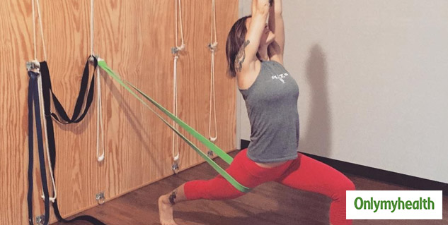 rope wall yoga benefits