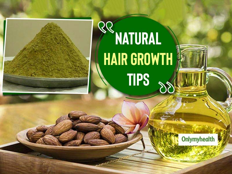 Natural Hair Growth Tips: Almond Oil, Henna Treatment Mask For Long And Lustrous Hair