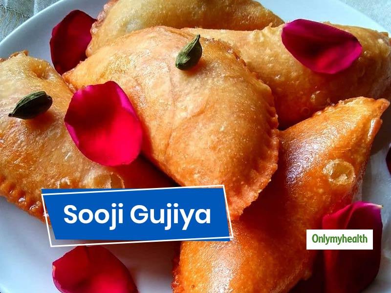 Holi Sweets: Dig Into Healthy Sooji Gujiya By Nutritionist Avni Kaul