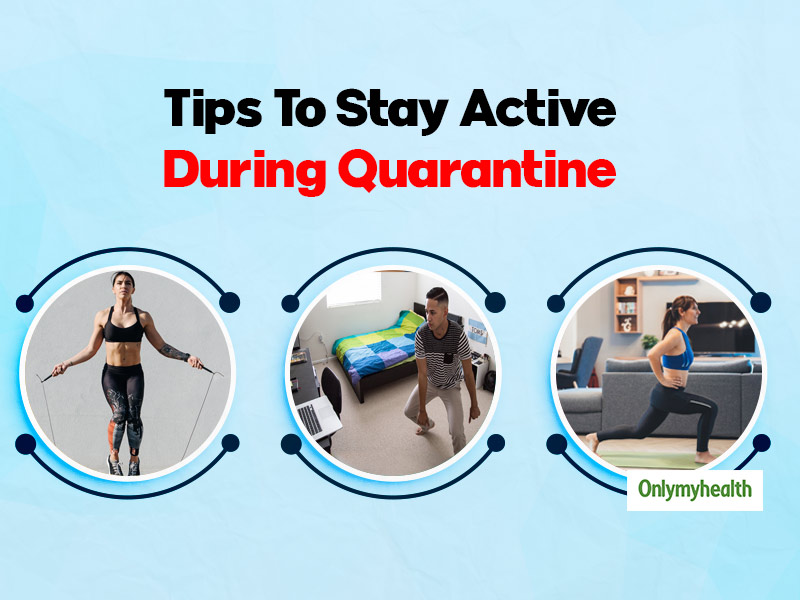 WHO Suggests Some Fun Ways To Stay Active During Quarantine