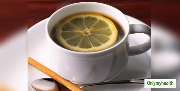 lemon coffee