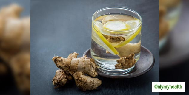 ginger water weight loss