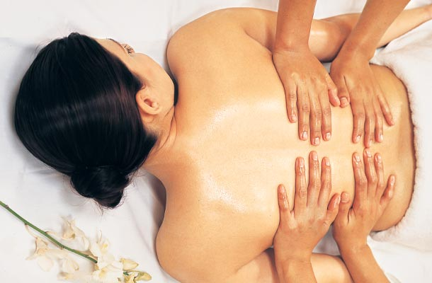 Drown in a Rejuvenating Massage. Now!