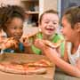 Children get extra Calories outside Home