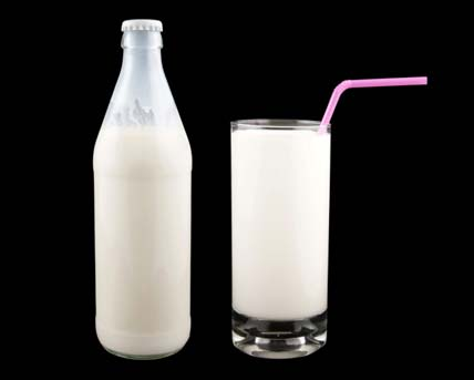 Diet to beat stress: Milk