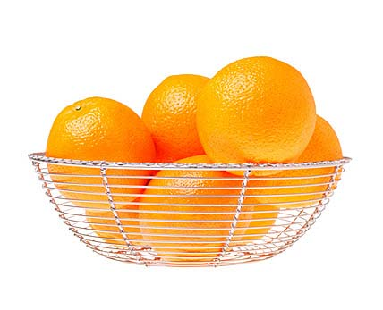 Diet to beat stress: Oranges