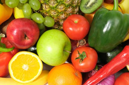 Diet to beat stress: Green, yellow and orange vegetables