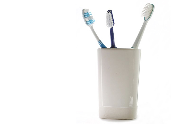Throw away that Worn-out Toothbrush