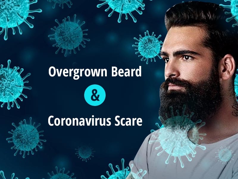 A Grown Beard Can Increase Risk Of COVID-19 Transmission, Know Reasons And Preventive Measures