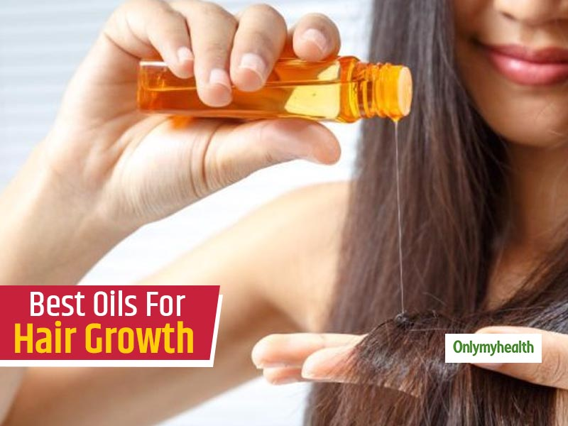 Want Faster Hair Growth Tips? Here Are 12 Best Hair Oils To Make Hair Grow Quickly