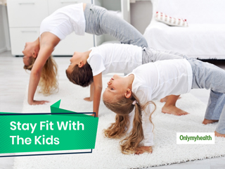 Parenting Ideas: This Is How You Can Workout With Your Kids