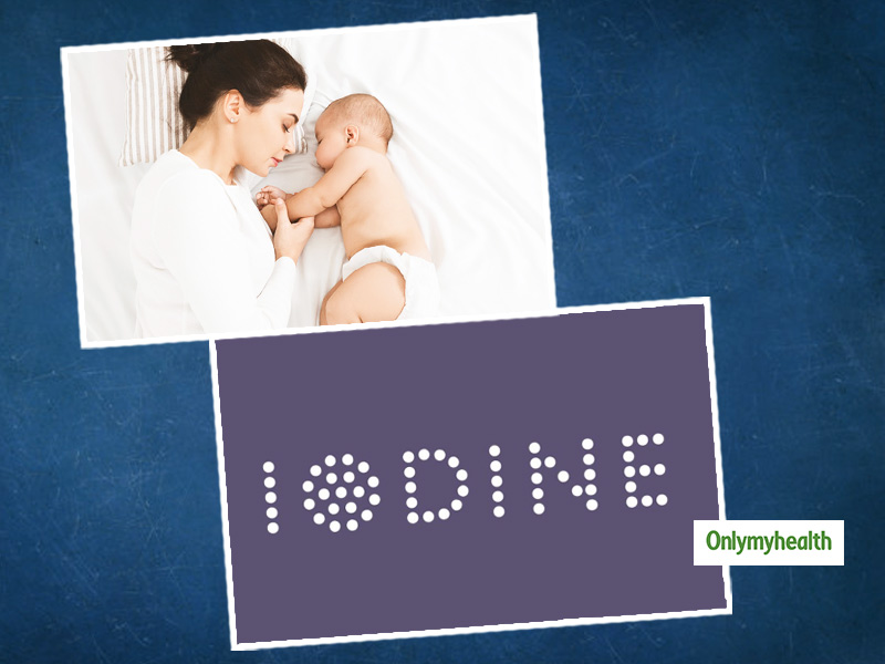 World Breastfeeding Week 2020: Benefits Of Iodine For Breastfeeding Mothers And Infants
