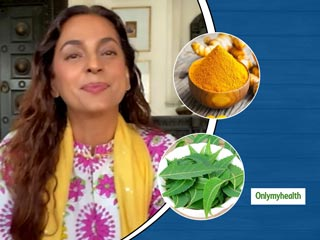 Ditch Alcohol-Based Purifiers And Switch To DIY Ayurvedic Purifiers, Says Actress Juhi Chawla