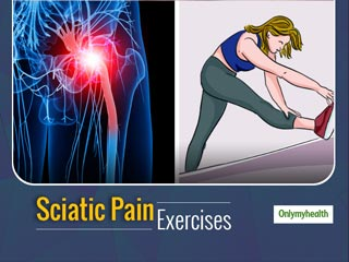 5 Exercises To Ease Sciatic Nerve <strong>Pain</strong>