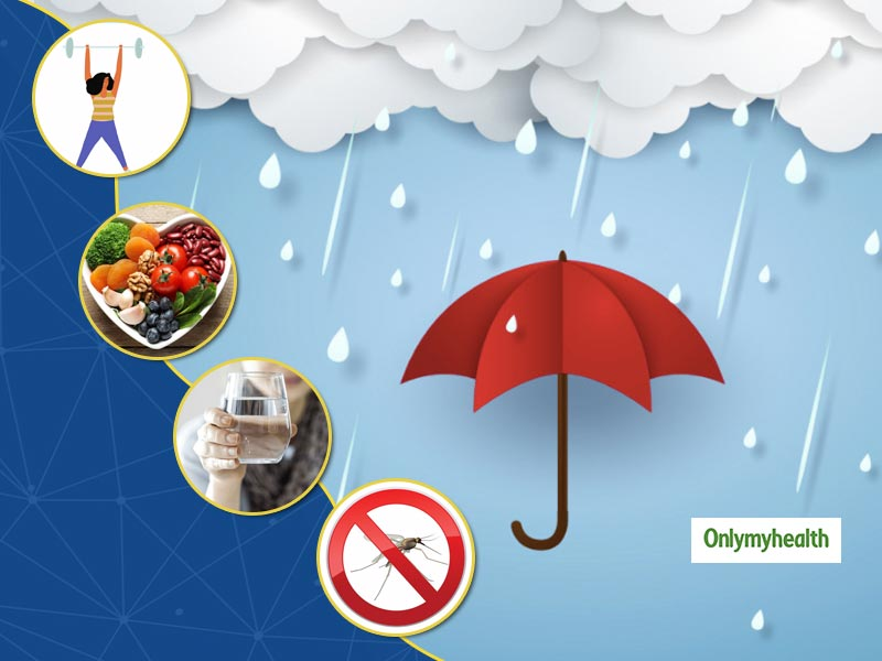 Mitigate Monsoon Health Woes By Following These 5 Tips For A Healthy Mind And Body