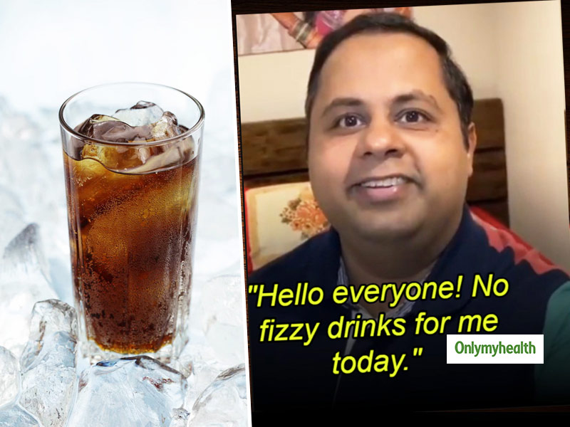 The 'No Fizzy Drinks' Guy: He Battled His Soda Addiction & This Is How It Changed His Body