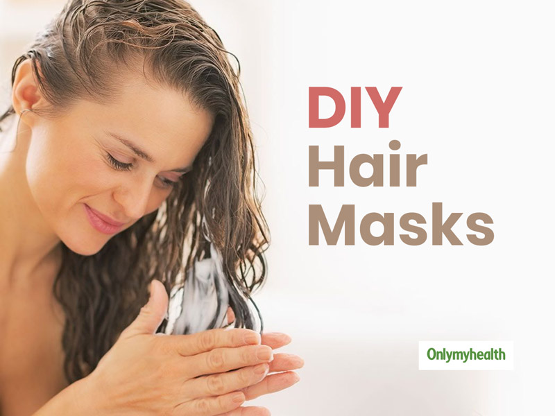 DIY Hair Mask: 5 Ways To Take Care Of Your Hair Naturally In Winters