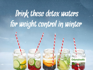 Try These 3 Detox Waters For Weight Loss During Winters