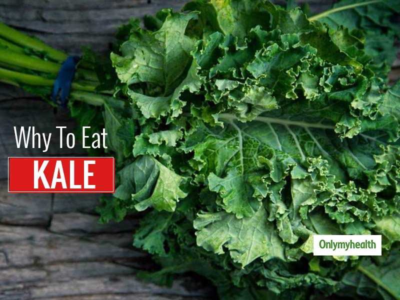 Kale Health Benefits: Know What Makes This Green Vegetable A Must-Have In Your Diet