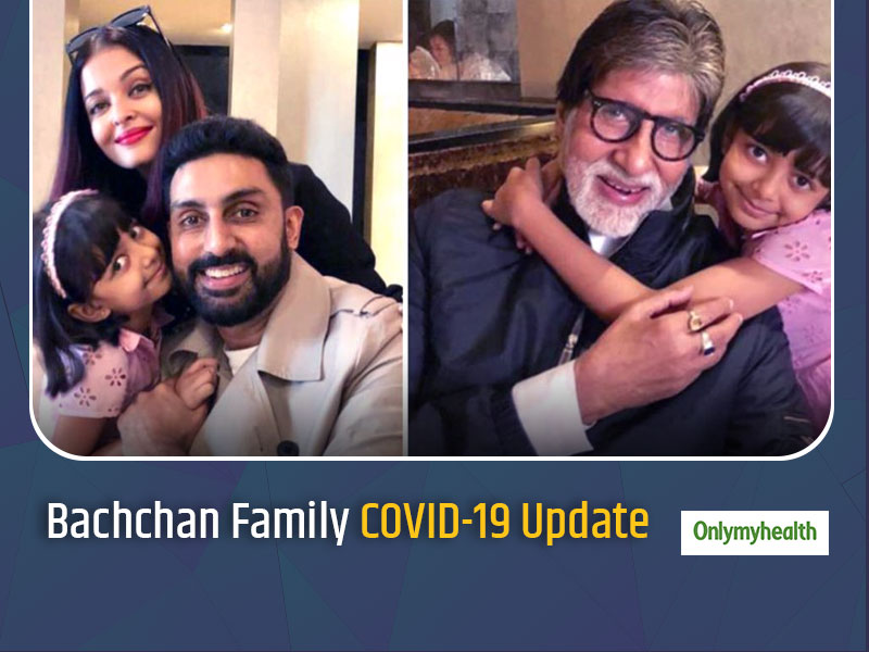 Amitabh And Abhishek Bachchan Test Positive For COVID-19, Confirmation Awaited For Aishwarya And Aaradhya