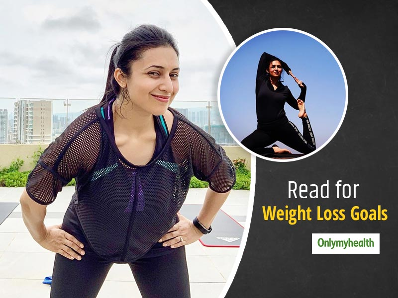 Here's How TV Actress Diyyanka Tripathi Dahiya Stays In Shape. Know Her Workout And Diet Secrets