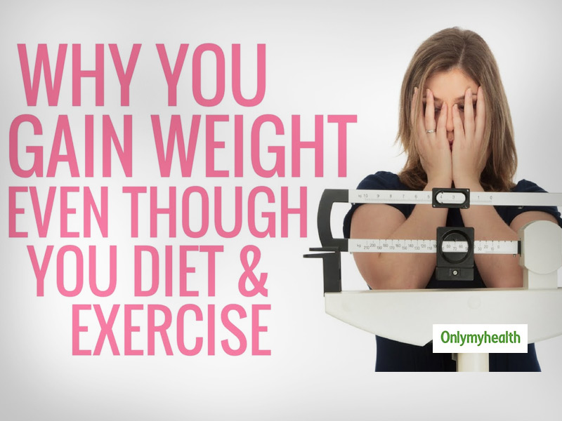 Exercising Every Day But Still Gaining Weight? Here Are 4 Possible Reasons