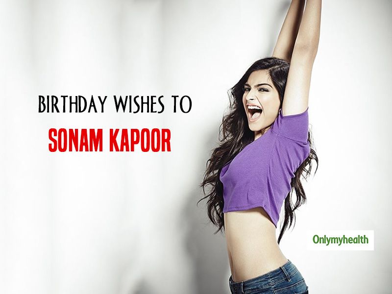 Birthday Special: Sonam Kapoor's Workout, Diet and Fitness Plan, Which Helped Her Shed Weight With Diabetes