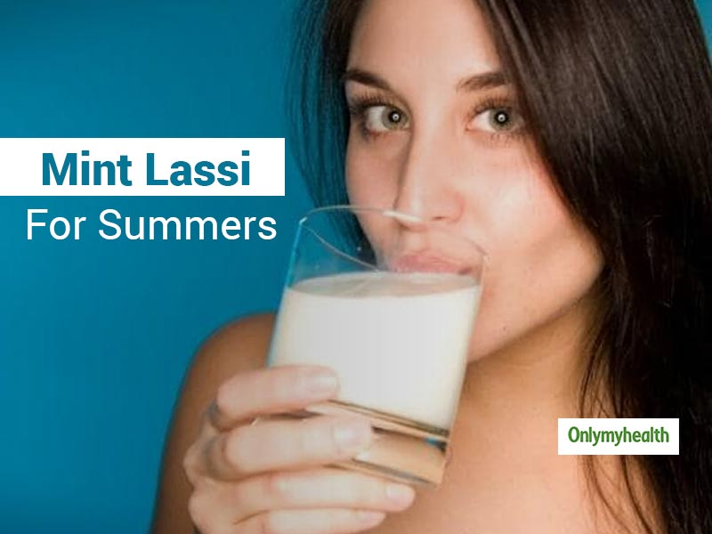 Mint Lassi Health Benefits: Know The Benefits Of Having This Refreshing Drink In Summers. Recipe Inside