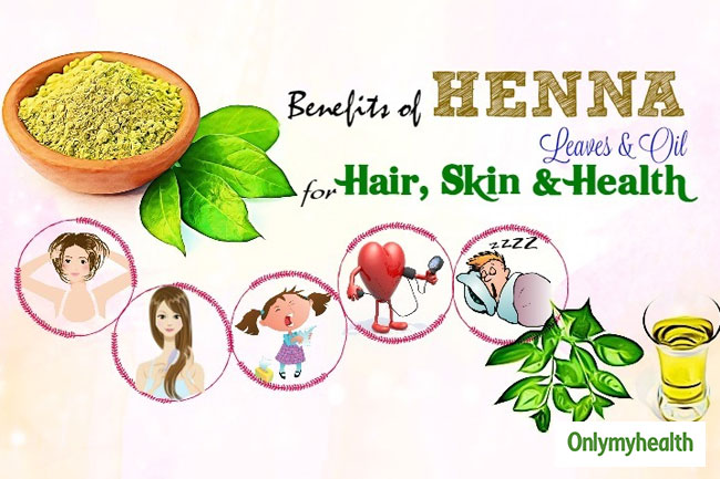 Henna For Overall Health