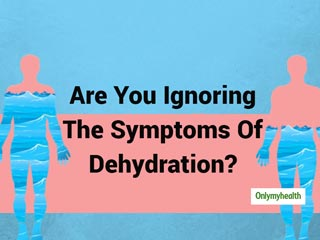 Are you Dehydrated? Here Are Some Symptoms To Begin With