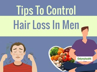 <strong>Hair</strong> Fall In Men: Here Are Some Tips To Curb <strong>Hair</strong> Loss In Men