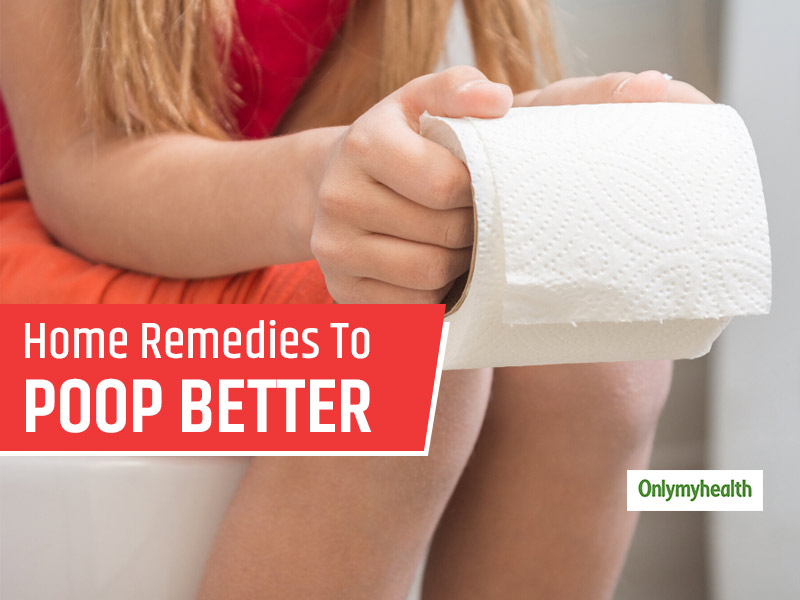 Unable To Poop Every Day? Here Are 5 Home Remedies To Poop Better