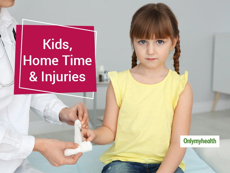 Kids During Vacations Are Easy Targets For Injuries. Follow These Precautions And Emergency Care Tips