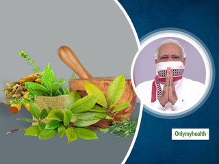 Modi Government To Conduct Human Trials To Check Effectiveness Of Traditional Medicine On COVID-19