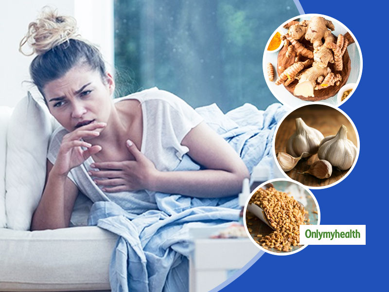Pneumonia Care: 3 Effective Ingredients That You Can Find In Your Kitchen To Eliminate Pneumonia