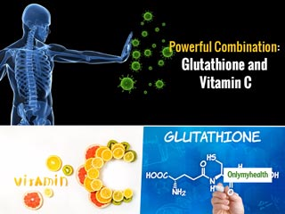Here's How The Combination of Glutathione and Vitamin C Can Help <strong>Prevent</strong> Viruses