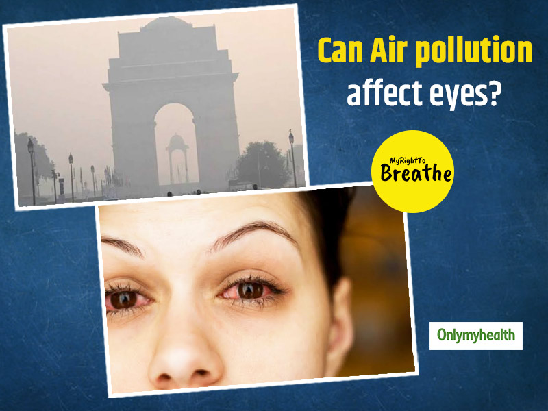 How Can Air Pollution Affect Your Eyes? Know The Precautions From Dr. Mahipal Singh Sachdev