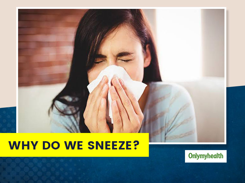 Why do we sneeze? Know How It Is Good And Bad For Us From Dr Sumit Mrig