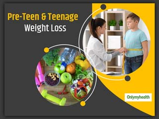 Weight Loss Diet For Obese Children Between 10-15 Years