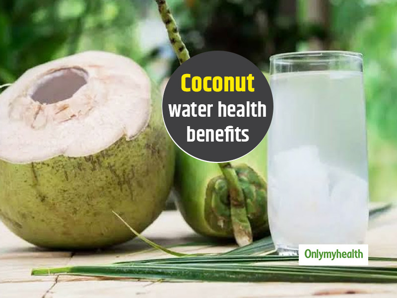 What Are The Health benefits Of Coconut Water? Know From Nutritionist Sneha Sanjay